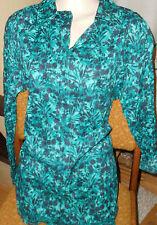 schöne  Bluse von Gina Benotti in Gr 40 knitteroptik