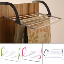 Functional Folding Clothes Towel Dryer Rack Laundry Drying Hanger Indoor Hot JS