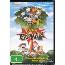 DVD RUGRATS GO WILD MOVIE Animated Adventure + Great Special Features R4 [BNS]