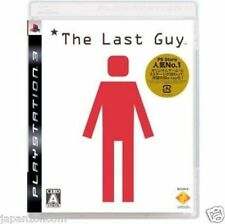 Used PS3 The Last Guy SONY PLAYSTATION 3 JAPAN JAPANESE IMPORT