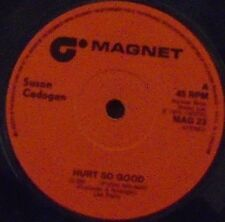 "SUSAN CADOGAN - Hurt So Good ~ 7"" Single"