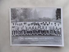 1970 B/W Photograph. Mature Men & Women Tennis Players. Lilleshall (England)