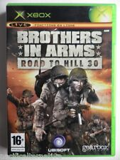 Jeu BROTHERS IN ARMS ROAD TO HILL 30 sur microsoft XBOX 1 francais game Complet