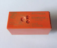 1 pc Relay, 24V coil, Sensitive type 10A cont, SPDT by TYCO/TE,   P/N RT174024