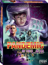 Pandemic In The Lab Expansion Cooperative Board Game Z-Man Games