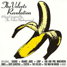 V/A - The Velvets Revolution (UK 15 Tk CD Album) (Uncut Magazine)