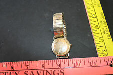 Vintage Bulova L6 10K rolled gold plate Mechanical Watch , running