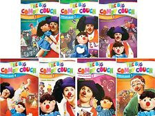 The Big Comfy Couch Complete TV Series Season 1 2 3 4 5 6 7 DVD Boxed Set(s) NEW