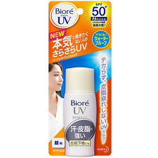Kao Japan Biore UV Perfect Face Milk Sunscreen 50+ PA++++ Waterproof [Exp 2019]