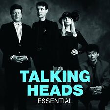 TALKING HEADS THE ESSENTIAL CD (GREATEST HITS / THE VERY BEST OF)