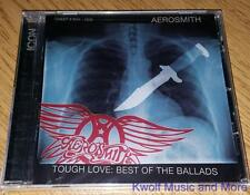 "AEROSMITH ""Icon/Tough Love: Best Of The Ballads""  NEW   (CD, 2011)"