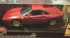 FERRARI 288 GTO RED HOT WHEELS VERY RARE DISCONTINUED NEW IN NON MINT BOX