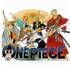 One Piece Single Collection Soundtrack CD Music MIYA Records OST Anime