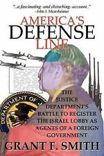 America's Defense Line: The Justice Department's Battle to Register the...