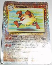 Reverse Holo Foil Primeape # 59/110 Legendary Collection Set Pokemon Cards DA