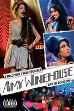 "AMY WINEHOUSE ""I TOLD YOU I WAS TROUBLE"" DVD NEU"