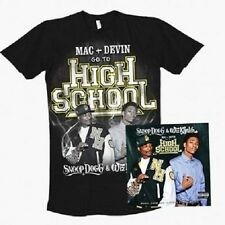 Snoop Dogg Wiz Khalifa Mac and Devin Go To High School T-Shirt