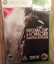 Medal Of Honor---limited Edition ---XBOX   360 GAME--Mature