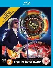 JEFF'S ELO LYNNE - LIVE IN HYDE PARK  BLU-RAY NEU