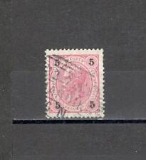 AUSTRIA 49A - LOTTO USATO 1890  IMPERATORE -  MAZZETTA  DI  25- VEDI FOTO