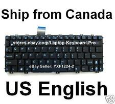 ASUS EEE PC X101CH 1025C 1025CE Keyboard - US English - Black