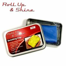 Roll Up & Brillo Ultra Fina Detalle Clay Bar 50g