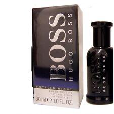 HUGO BOSS BOTTLED NIGHT UOMO EDT NATURAL SPRAY VAPO - 30 ml