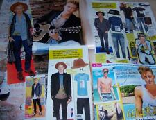 Cody Simpson 19 pc German Clippings Collection Poster
