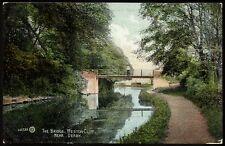 Weston Cliff near Derby. The Bridge # 48733 by Valentine's. Canal.