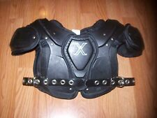XENITH FOOTBALL SHOULDER PADS SZ S XFLEXION FLY HIGH IMPACT SPINE & CHEST PROTEC