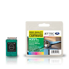 JET TEC HP351XL HIGH CAPACITY REMANUFACTURED HP CB338EE COLOUR INK CARTRIDGE