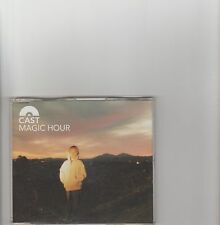 Cast- Magic Hour UK promo cd single