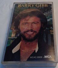 BARRY GIBB Tape Cassette NOW VOYAGER 1984 Mca Records Canada MCAC-5506