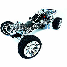 King Motor RC RTR 2.0 EX 30.5cc 4 bolt Gas Petrol HPI Baja 5B Buggy Compatible