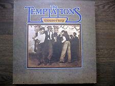 THE TEMPTATIONS~HOUSE PARTY~1975 MOTOWN SOUL FUNK DISCO CLASSIC LP *NM ORIGINAL*