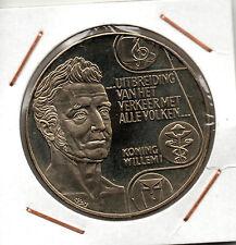 Holanda ( Netherlands ) : 10 ECU 1992 ( Koning Willem I ) UNC