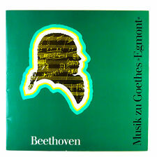 "12"" LP - Ludwig van Beethoven - Musik zu Egmont - C1643 - washed & cleaned"