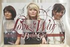 BARLOWGIRL Autographed Promotional Poster for Love & War Christian Rock Album