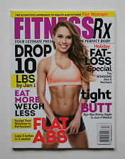 FITNESSRx FOR WOMEN NATHALIA MELO BIKINI MODEL WINNING DIET & WORKOUT