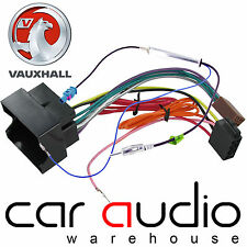 PC2-85-4 Vauxhall Opel Astra H Vectra C Corsa C Car Stereo ISO Wiring & Aerial