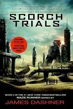 THE MAZE RUNNER: THE SCORCH TRIALS BY JAMES DASHNER (2015) NEW TRADE PAPERBACK