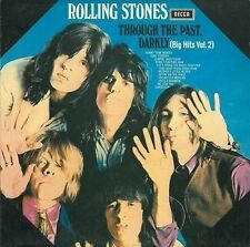 THE ROLLING STONES Through The Past Darkly Vinyl Record LP Decca SKL 5019 1969