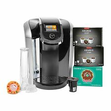 Keurig K425S Coffee Maker With 24 K-Cup Pods And Reusable K-Cup 2.0 Coffee