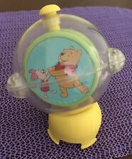 Safety First Walker Spin Globe Tigger Toy Disney Winnie The Pooh Safety 1st EUC