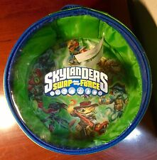 Skylanders Swap Force Carry Case Holds up to 12 Figures