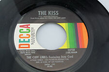 Cuff Links: The Kiss / Thank You Pretty Baby  [Unplayed Copy]