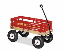 BRAND NEW! Radio Flyer All-Terrain Cargo Wagon