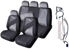 9 PCE EDINBURGH TWEED LOOK STYLE SEAT COVERS FOR Citroen C2 C3 C4 DS3 DS4 DS5V S
