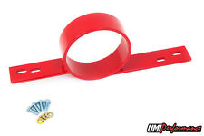 UMI Performance 82-87 GM G-Body NHRA Legal Drive Shaft Safety Loop - RED