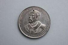 Fürst Otto von Bismarck - Zinnmedaille 1885 auf seinen 70. Geburtstag
